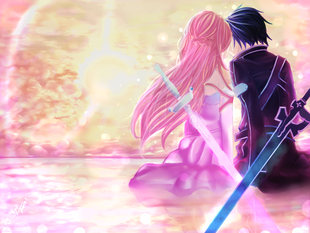Sao the end of the world by ichigotutu-d5k25gw