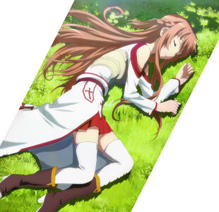 Chan.sankakucomplex.com - 1740780 - sword art online asuna (sao) screen capture 1girl bare shoulders blush boots braid