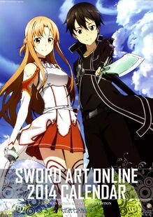 E-shuushuu.net 2014-01-05-626876 - Sword Art Online ~ Kirigaya Kazuto, Yuuki Asuna