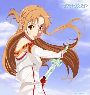 Asuna by rochete-d61a8dv