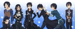 Kirito avatars