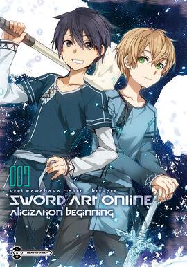 416px-Sword Art Online Vol 09 - 001