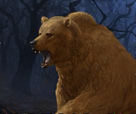 Beasts cavebear