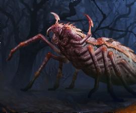 Beasts GiantSpider