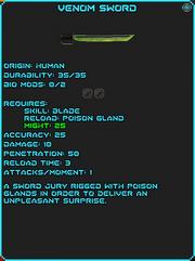 IGI Venom Sword