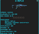 X-Rifle