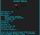 AyKay Rifle