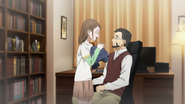 Shigemura Yuuna and her father