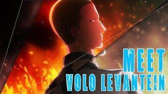 Meet Volo Levantein! - An Introduction Sword Art Online Wikia