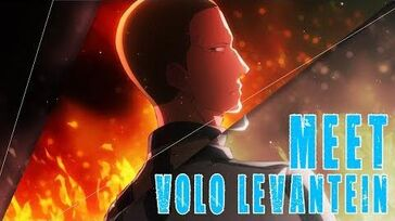 Meet Volo Levantein! - An Introduction Sword Art Online Wikia