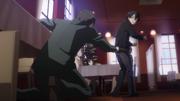 Seijirou convincing Kazuto to stay