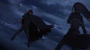 Sterben VS Kirito duel