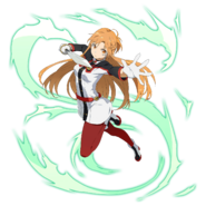 (Resolution to Stand Up) Asuna MD