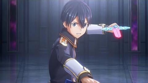 Sword Art Online Alicization Lycoris - Tokyo Game Show 2019 Trailer Gamerturk SAO