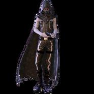 Sterben Fatal Bullet character design