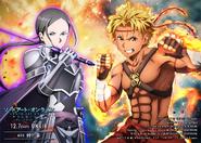 War of Underworld Episode 9 Promotional Illustration