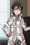 Kirito uniforme KoB