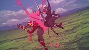Kirito defeat Eugene