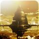 Sword Art Online Hollow Fragment Gold Trophy
