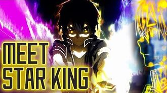 Meet Star King, Protector of Underworld! Sword Art Online Wikia Features