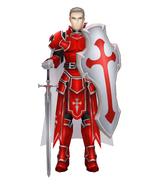 Heathcliff Hollow Fragment in-game avatar