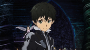 Kirito arrives to help Asuna and the Sleeping Knights
