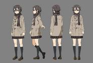 Shino Character Design