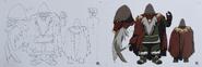 Design Works Monsters Dark Dwarf Miner