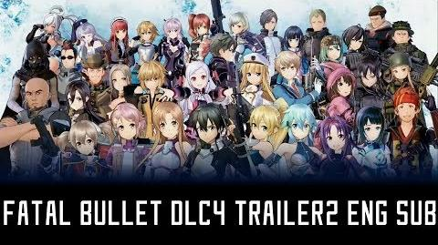 SAO Fatal Bullet - Dissonance of the Nexus Trailer 2 English Subs SAO Wikia Translation