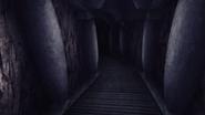 Hidden Dungeon Stairway