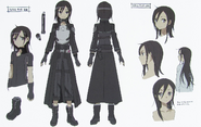 2nd Season Animation Kirito
