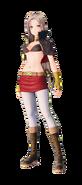 MusketeerX Fatal Bullet character design