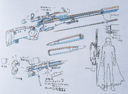 Sterben Design Works II artbook Gun 2