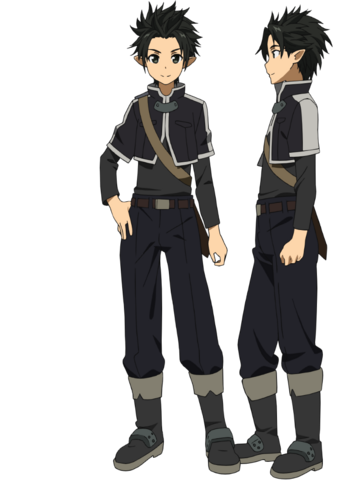 File:Kirito's Initial Avatar Full Body.png