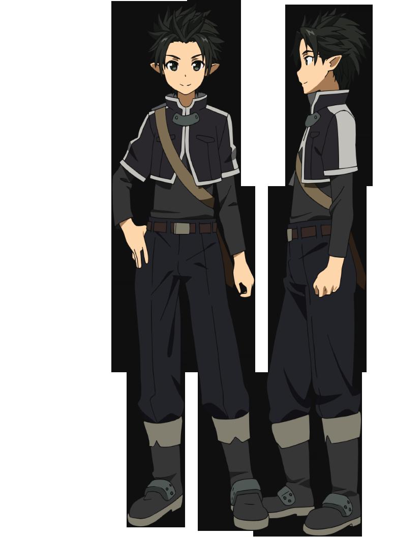 Kirigaya Kazuto Sword Art Online Wiki Fandom
