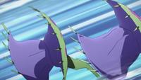 Venus Flytrap attacking