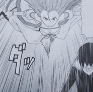 Hollow Realization Manga Asuna from above