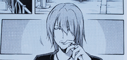 Alicization Manga Chapter 06 Kanamotos face