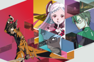 Ordinal Scale Background 3