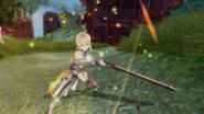 Strea Millennium Twilight combat