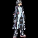 Itsuki Fatal Bullet character design