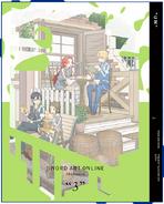 Alicization BD-DVD V3 Cover