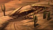 ISL Ragnarok - desert cave