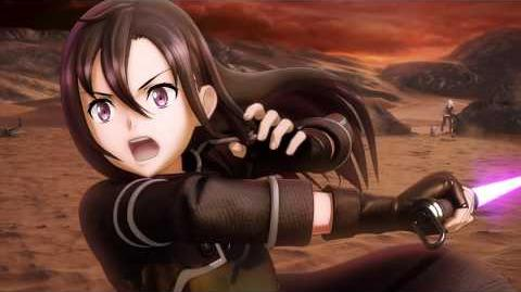 Sword Art Online Fatal Bullet - Announcement Trailer PS4, XB1, PC
