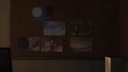 Kirigaya Residence - bulletin board