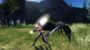 Strea Hollow Realization combat