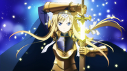 Alice Synthesis Thirty preparing to fight in Alfheim MT
