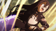 Kirito regaining his fighting spirit