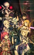 Sword Art Online Fatal Bullet Promotional Poster