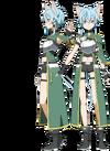 Sinon's ALO Avatar Full Body